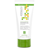 Andalou Naturals Uplifting Shower Gel, Citrus Sunflower 8.50 oz [859975020212]