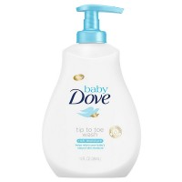 Baby Dove Tip to Toe Wash, Rich Moisture 13 oz [011111638525]