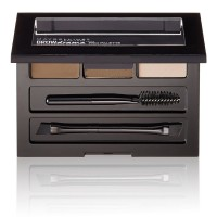 Maybelline New York Brow Drama Pro Eye Makeup Palette, Soft Brown [255] 0.10 oz [041554454222]