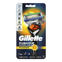 Gillette Fusion ProGlide Power Razor with 1 Blade Refill 1 ea [047400658875]