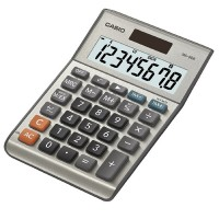 Casio Desktop Basic Calculator 1 ea [079767187385]
