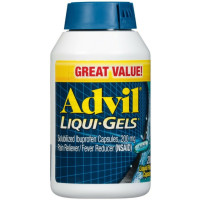 Advil 200 mg Liqui-Gels 200 ea [305730169493]