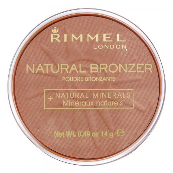 Rimmel Natural Bronzer Sun Light   Oz