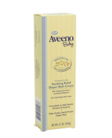 AVEENO Baby Soothing Relief Diaper Rash Cream 3.70 oz [381370012986]