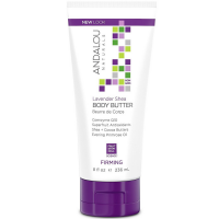 Andalou Naturals Firming Body Butter, Lavender Shea 8 oz [859975002171]