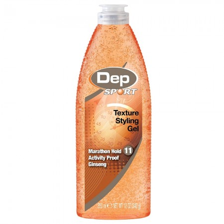 Dep Sport Texture Styling Gel, Marathon Hold 12 oz [041670101697]
