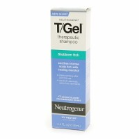Neutrogena T/Gel Therapeutic Shampoo Stubborn Itch 4.40 oz [070501092507]