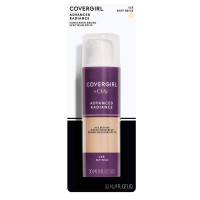 CoverGirl Advanced Radiance Age-Defying Makeup, Buff Beige [125], 1 oz [022700081400]