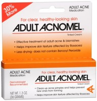 Adult Acnomel Tinted Cream 1.30 oz [038485911610]