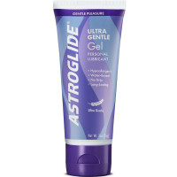 Astroglide Ultra Gentle Gel Sensitive Skin Personal Lubricant 3 oz [015594011035]