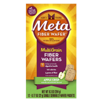 Metamucil Fiber Wafers Apple Crisp 24 Each [037000740919]