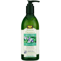 Avalon Organics Glycerin Hand Soap, Rosemary 12 oz [654749354407]