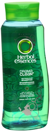 Herbal Essences Drama Clean Refreshing Shampoo 23.70 oz [381519019166]