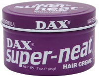 Dax Super-Neat Hair Creme 3 oz [077315000049]