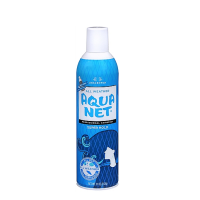 Aqua Net Super Hold Unscented Aerosol Hair Spray 11 oz [067990600153]