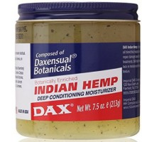 Dax Jamborandi Plus Indian Hemp Deep Conditioning Moisturizer 7.50 oz [077315000292]