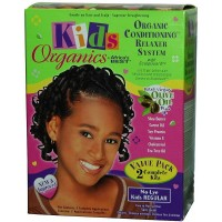 Africa's Best Kids Organics Conditioning Relaxer System 2 ea [034285515010]