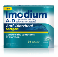 Imodium A-D Softgels 24 ea [300450137241]