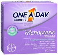 One-A-Day Menopause Formula Complete Women's Multivitamin 50 Tablets [016500541370]