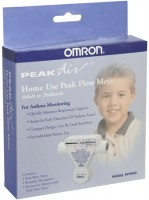 Omron Peak Air Peak Flow Meter Home Use PF9940 1 Each [073796699406]