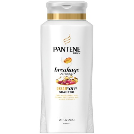 Pantene Breakage Defense Shampoo 25.4 oz [080878042562]