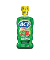 ACT Kids Anticavity Fluoride Rinse, Wild Watermelon 16.90 oz [041167093818]