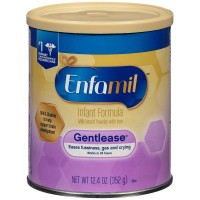 Enfamil Gentlease Milk-Based Infant Formula, Powder, 12.4 oz [300875100691]