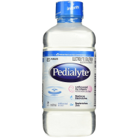 Pedialyte Oral Electrolyte Solution, Unflavored 33.80 oz [070074803364]