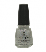 China Glaze Nail Polish, Fairy Dust, 0.5 oz [019965885515]