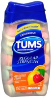 TUMS Tablets Regular Strength Assorted Fruit 150 Tablets [307660741527]