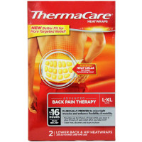 ThermaCare Heatwraps Large-XL Lower Back & Hip 2 ea [305733010037]