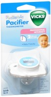 Vicks Pacifier Digital Thermometer V925P 1 Each [328785509250]