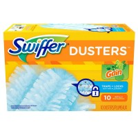 Head & Shoulders Dusters Cleaner Refills with Gain Scent 10 ea [037000830634]