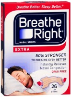 Breathe Right Nasal Strips Extra 26 Each [757145102556]