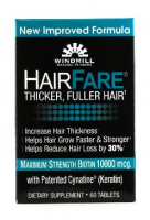 HAIR FARE Caplets 60 Caplets [046489553903]