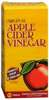Nature's Bounty Apple Cider Vinegar Diet Tablets 90 Tablets [074312512414]