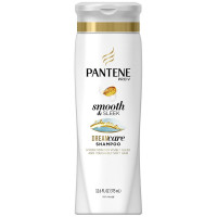 Pantene Pro-V Smooth & Sleek Shampoo 12.60 oz [080878042227]