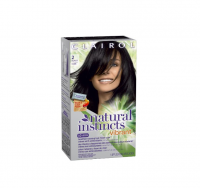 Natural Instincts Vibrant Permanent Hair Color 2 Midnight Rush (Black) 1 Each [381519050084]
