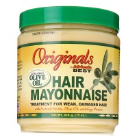 Africa's Best Organics Hair Mayonnaise 15 oz [034285534165]