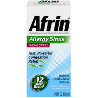 Afrin Allergy Sinus Nasal Spray 0.50 oz [041100811271]