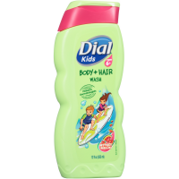 Dial Kids Body + Hair Wash, Watery Melon 12 oz [017000122144]