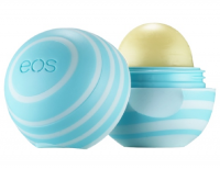 EOS Visibly Soft Lip Balm Sphere, Vanilla Mint 0.25 oz [832992010039]