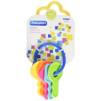 The First Years Learning Curve First Keys Teether 1 ea [071463020492]