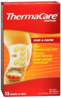ThermaCare HeatWraps Knee/Elbow 2 Each [305733009055]