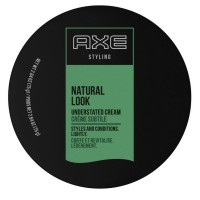 Axe Understated Natural Look Hair Styling Cream 2.64 oz [079400115751]