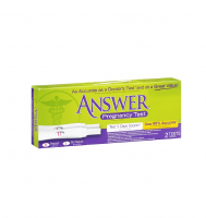 ANSWER Early Result Pregnancy Tests 2 Each [022600408123]