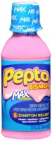 Pepto-Bismol Max Strength Liquid 12 oz [301490039281]