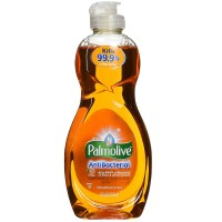 Palmolive Ultra Antibacterial Concentrated Dish Liquid, Orange 10 oz [035000001634]