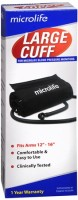 Microlife Blood Pressure Cuff Large 1 Each [642632932306]