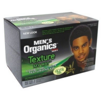 Africa's Best Organic Texture My Way Kit For Men 1 ea [034285238018]
